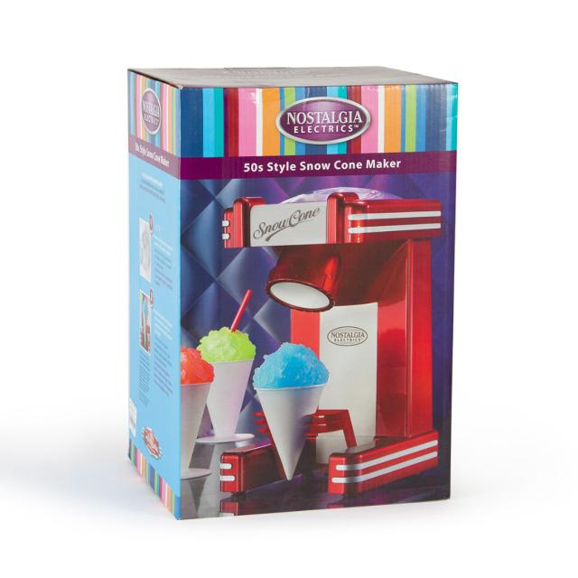 美国NostalgiaElectrics美式复古刨冰机