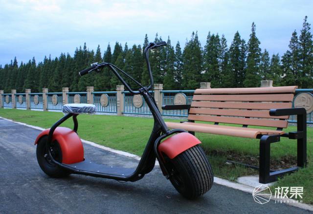 Citycoco电动滑板车