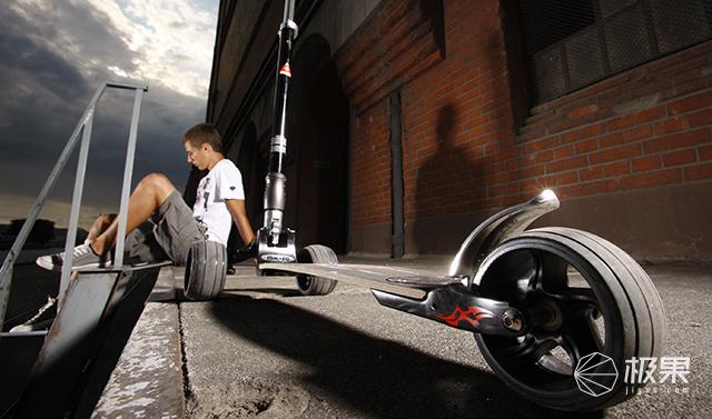 米高(Micro)kickboardmonster滑板车