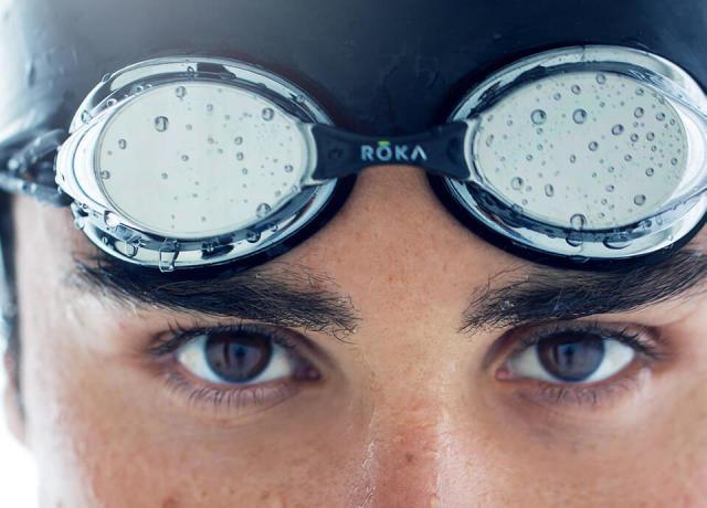 ROKA(美国)R1泳镜