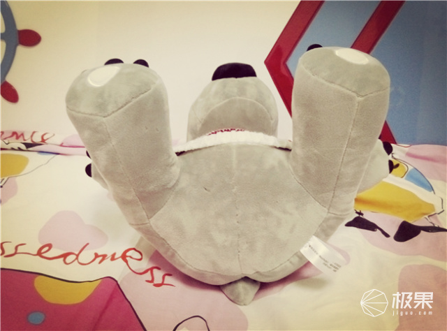 贝美小熊二代互动玩具