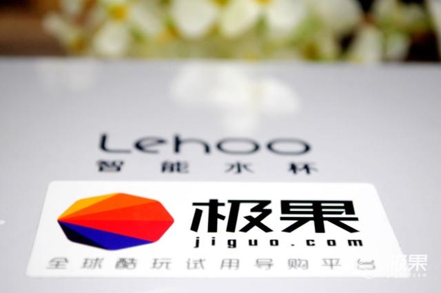Lehoo水质检测智能水杯