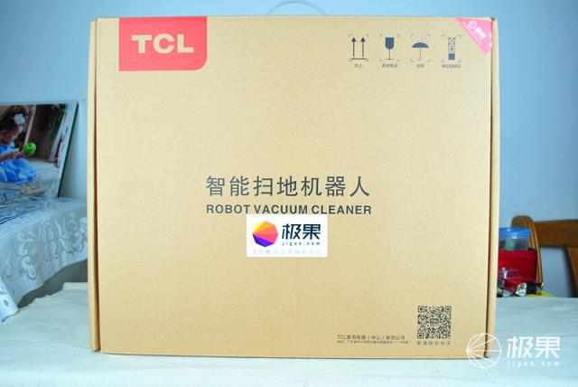 TCL智能扫地机器人
