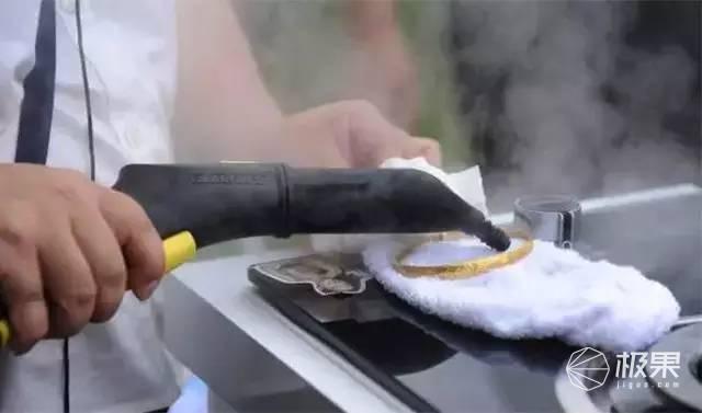 德国凯驰SC1手持式蒸汽清洁机蒸汽拖把高温杀菌除螨清洗机标准版