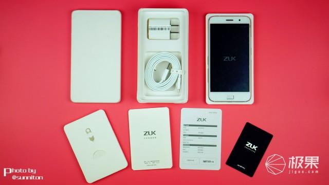 ZUK Z1智能手机