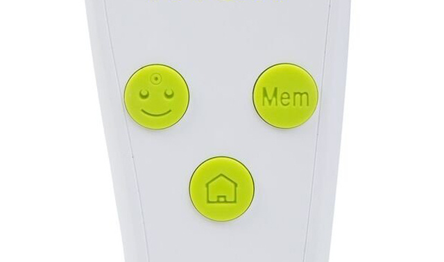 brothermax?6-in-1BabyThermometer-ProjectionDigitalThermometer,Non-Contact,SilentandEasytoUse,AccuratelyMeasureTemperatureofaRoom,BathWater,Food,LiquidandSkin.(White/Green)