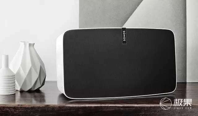 SonosPlay:5新一代无线HiFi智能音响高保真音箱/音响